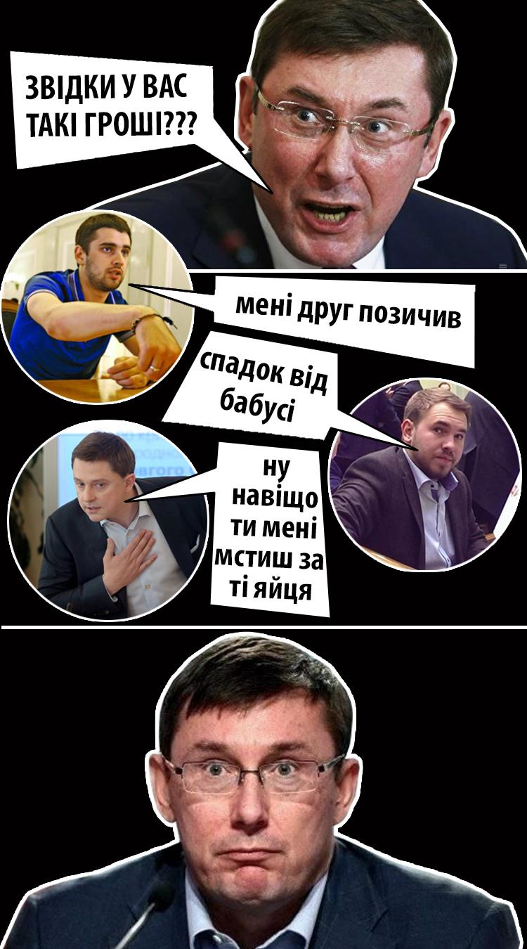 """Два должностных лица """"Укрзализныци"""" задержаны за вымогательство $150 тыс. взятки, - Луценко - Цензор.НЕТ 8004"""