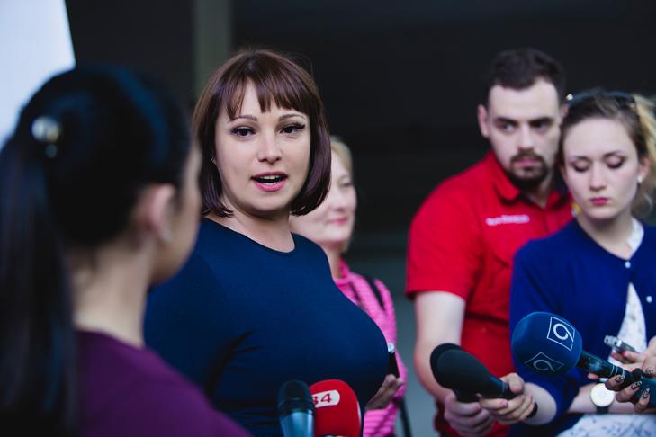 Волонтер Тетяна Ричкова йде на вибори в Раду по округу №27 - фото 1