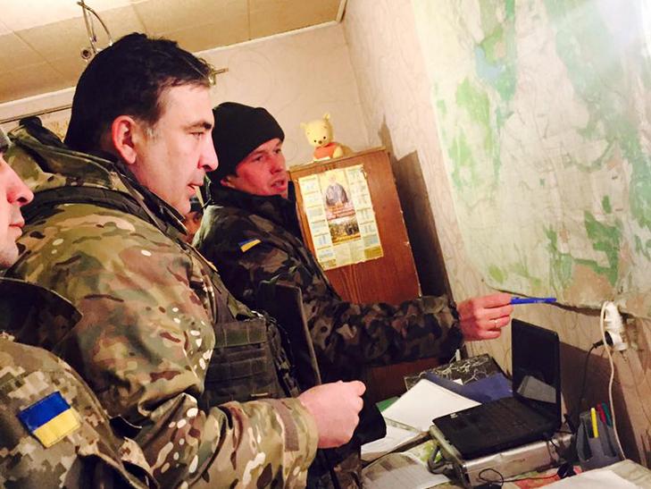 Саакашвілі веде президентську кампанію, і для грузинів, і для українців - фото 4