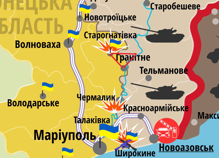 Старогнатівка - Новоласпа - Біла Кам'янка. Детальний розбір успішної операції - фото 1