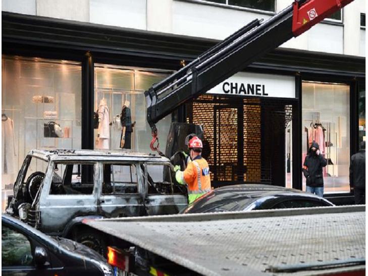 Модне пограбування сталось у Парижі - фото 2