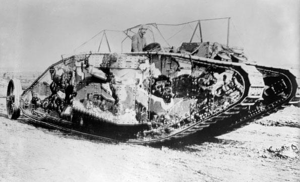 Сьогодні танку виповнюється 99 років - фото 1
