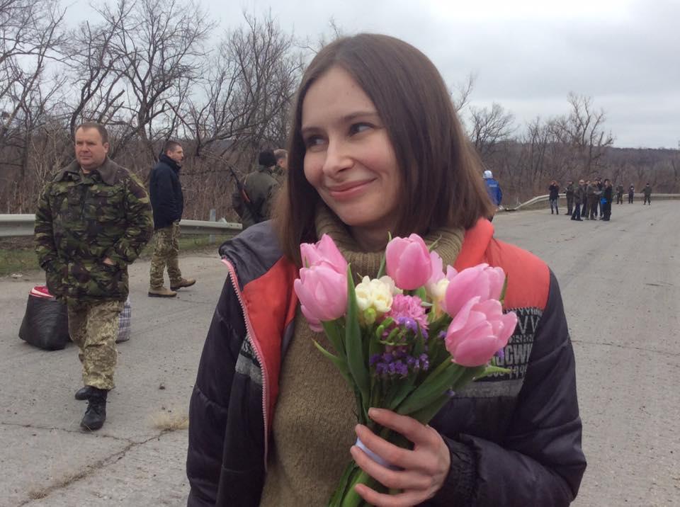 """380 днів Варфоламєєвої за ґратами у """"ЛНР"""" - фото 6"""