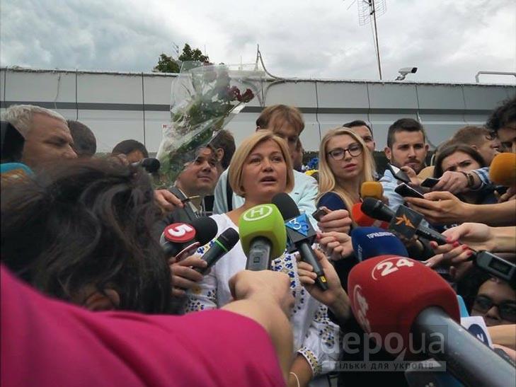 Як Україна зустрічає Надію Савченко (ФОТОРЕПОРТАЖ) - фото 11