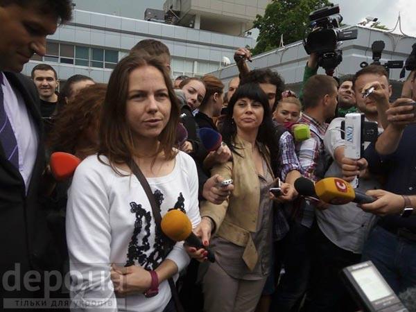 Як Україна зустрічає Надію Савченко (ФОТОРЕПОРТАЖ) - фото 7