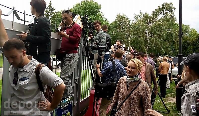 Як Україна зустрічає Надію Савченко (ФОТОРЕПОРТАЖ) - фото 2