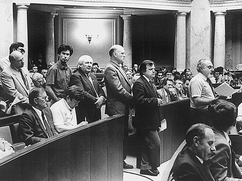 Рівно 25 років тому Україна зробила перший крок до незалежності - фото 1