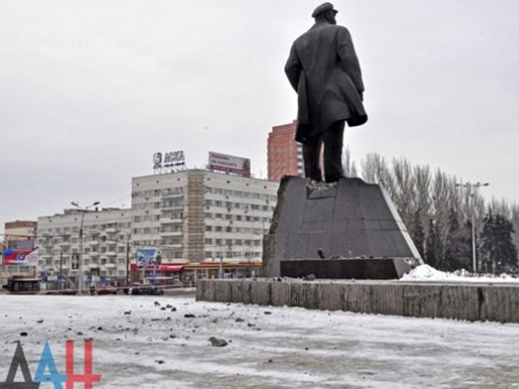 Як Путін підставив донецького Леніна - фото 1