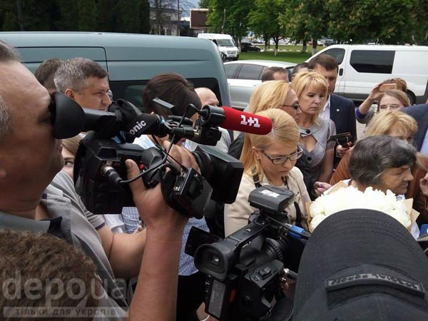 Як Україна зустрічає Надію Савченко (ФОТОРЕПОРТАЖ) - фото 8