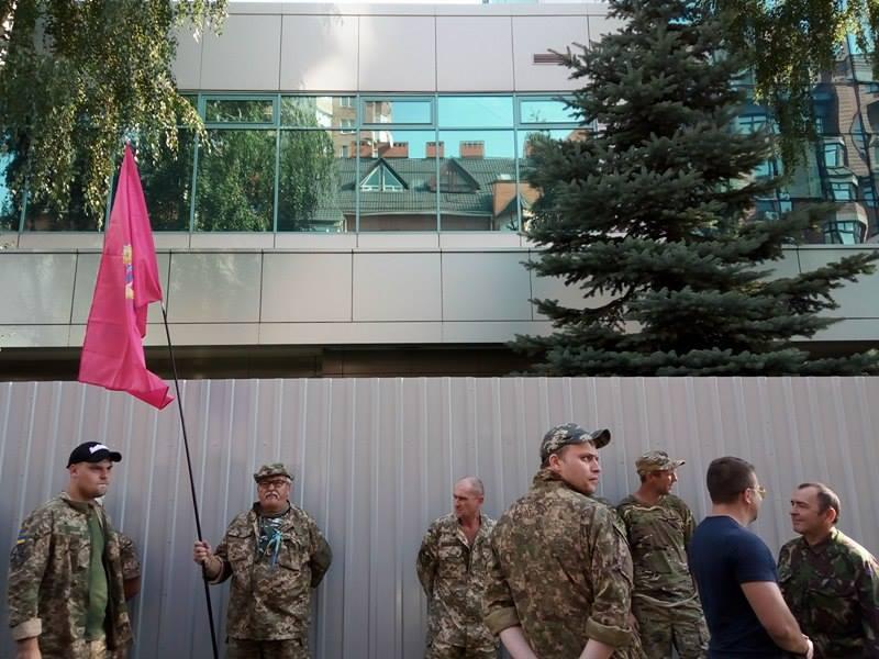 """Третій Майдан підкрався непомітно. Під """"Інтер"""" - фото 3"""