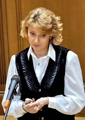 """Замість Огнєвич в Раду прийде """"тихоня Таня"""", яку Ляшко називав дружиною - фото 1"""