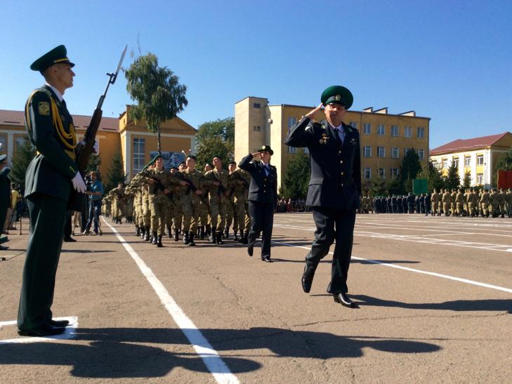 В Україні на дві з лишнім сотні побільшало прикордонників - фото 22