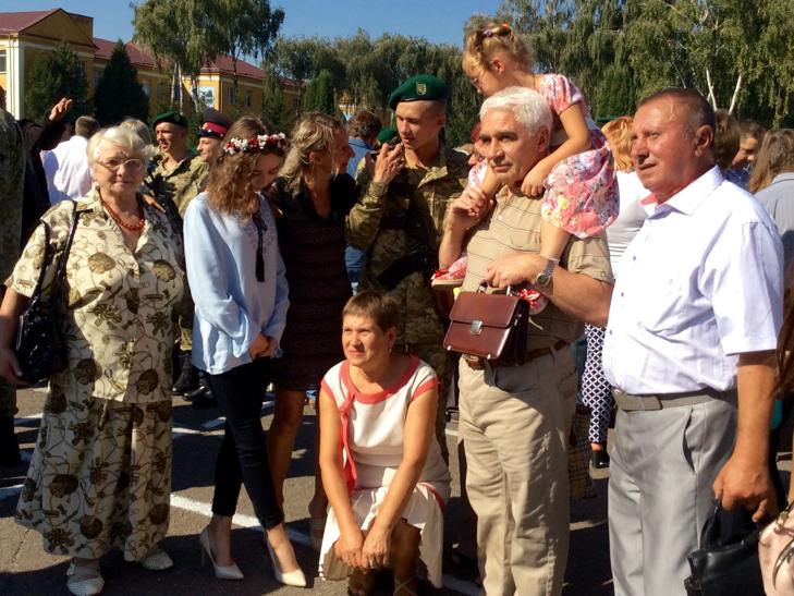 В Україні на дві з лишнім сотні побільшало прикордонників - фото 24