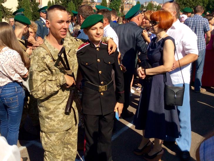 В Україні на дві з лишнім сотні побільшало прикордонників - фото 26