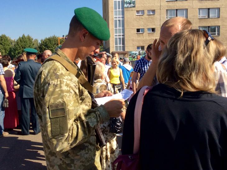 В Україні на дві з лишнім сотні побільшало прикордонників - фото 27