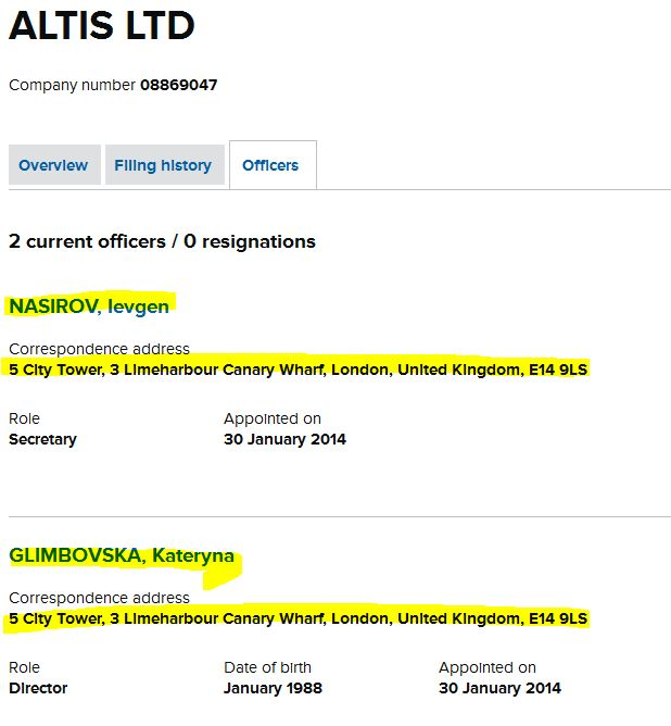 Насіров приховав у декларації бізнес дружини в Лондоні та Києві, - ЗМІ - фото 4