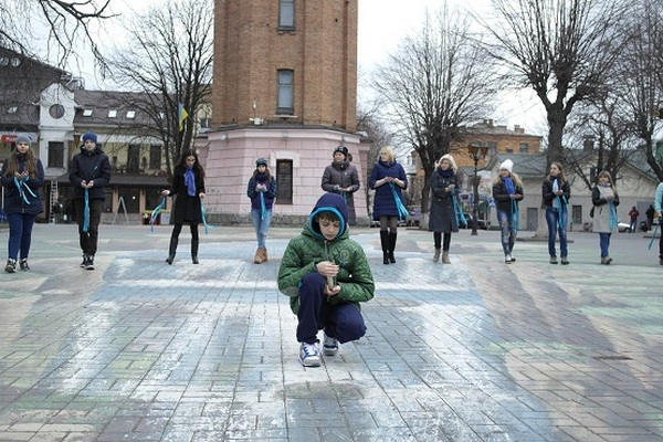 """Вінничанам поазали світ """"дітей дощу""""  - фото 5"""