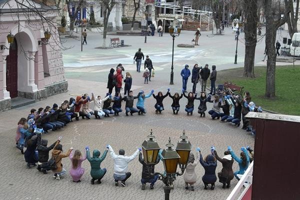 """Вінничанам поазали світ """"дітей дощу""""  - фото 1"""