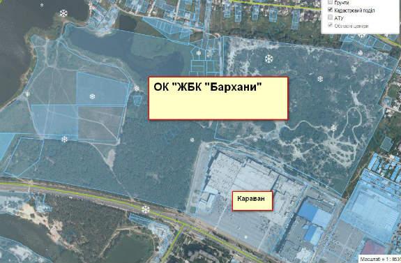 Кому належить земля поряд з Журавльовським гідропарком у Харкові - фото 1