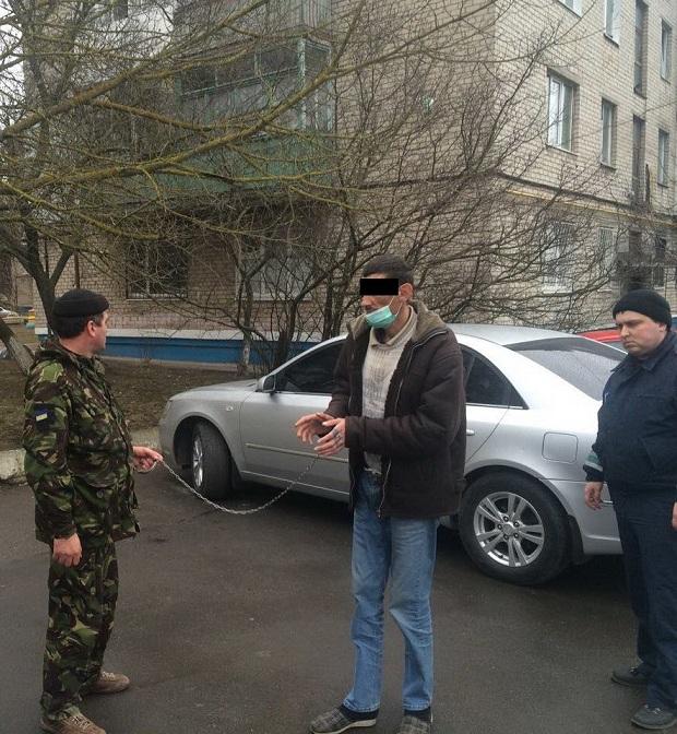 """На Запоріжжі пов'язали """"Москву"""" - фото 1"""