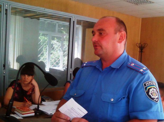 Конверти екс-начальнику ДАІ Блажівському передавав директор їдальні - фото 3