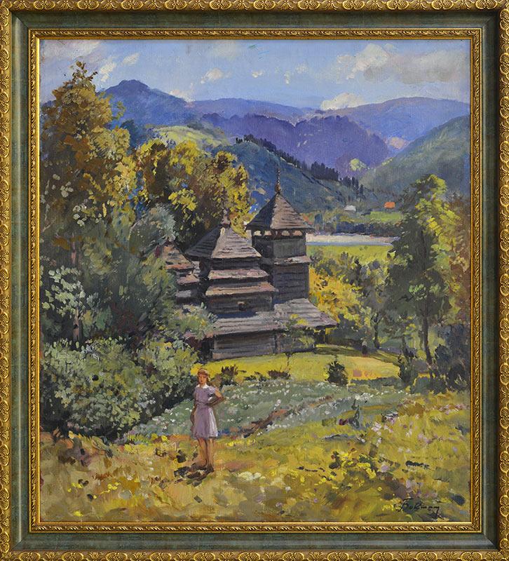 На аукціонних торгах у Києві продадуть шедеври кращих українських художників - фото 2