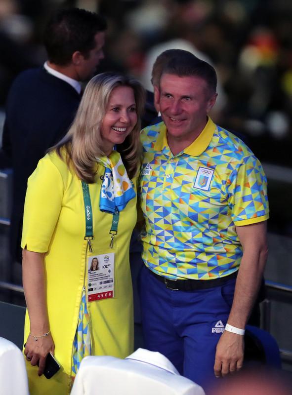 Як Бубка на церемонії відкриття Олімпіади-2016 тусується - фото 1