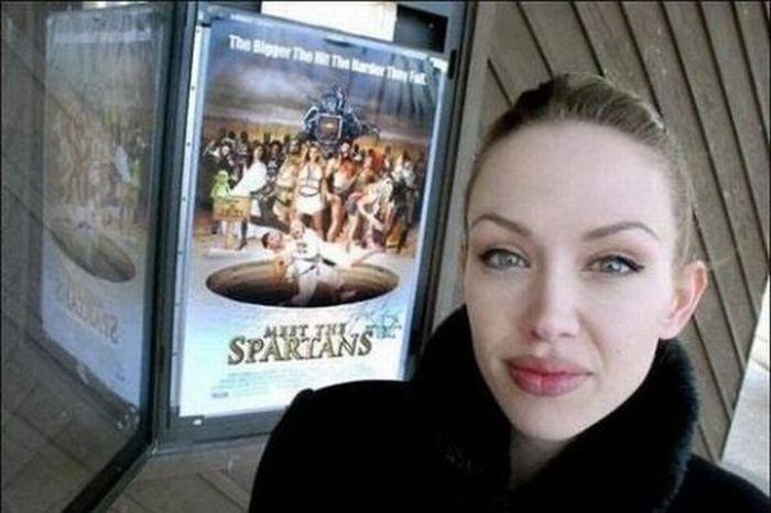 Кожній країні по Анджеліні: Як виглядають двійники Анджеліни Джолі - фото 5