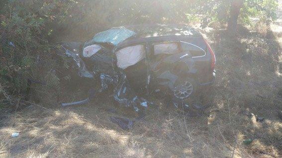 На Миколаївщині у ДТП загинули двоє одеситів: водіїв деблокували рятувальники