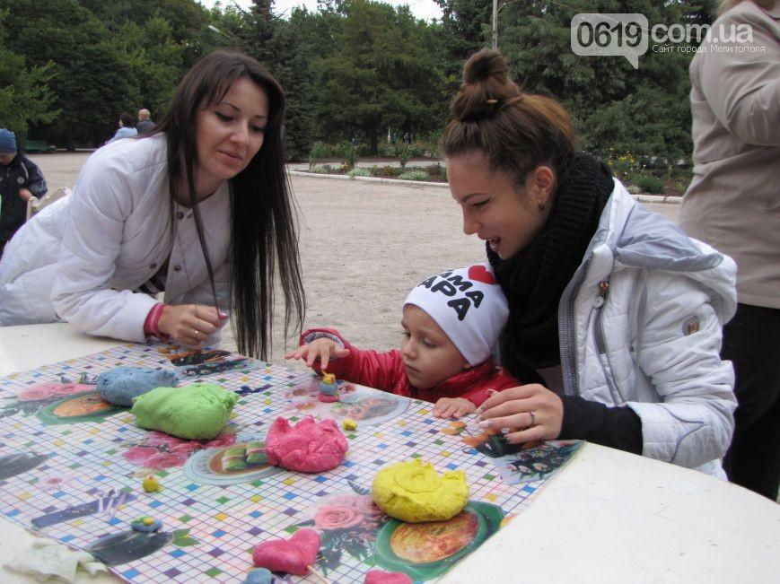 У Мелітополі відзначили День Миру (ФОТО, ВІДЕО) - фото 3