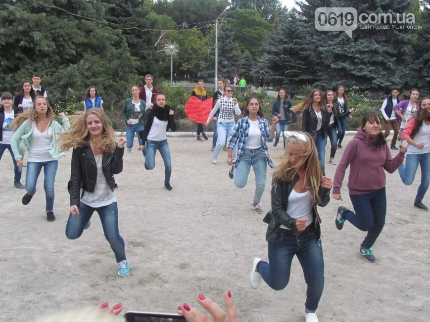 У Мелітополі відзначили День Миру (ФОТО, ВІДЕО) - фото 5