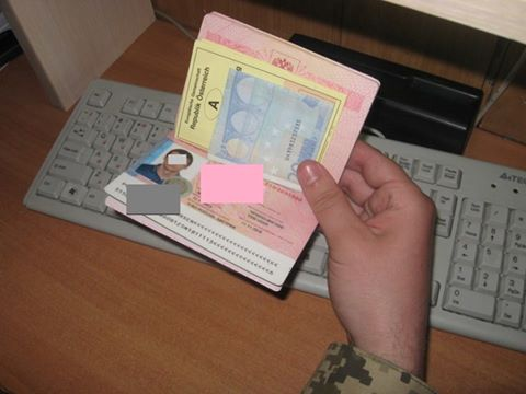 Росіяни намагались потрапити в Україну за хабар у 20 євро - фото 1