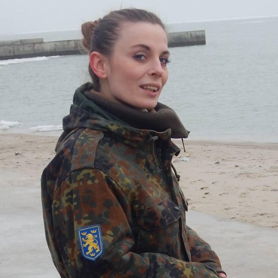 Краса рятує Україну: ТОП-10 красунь-бійців АТО - фото 6