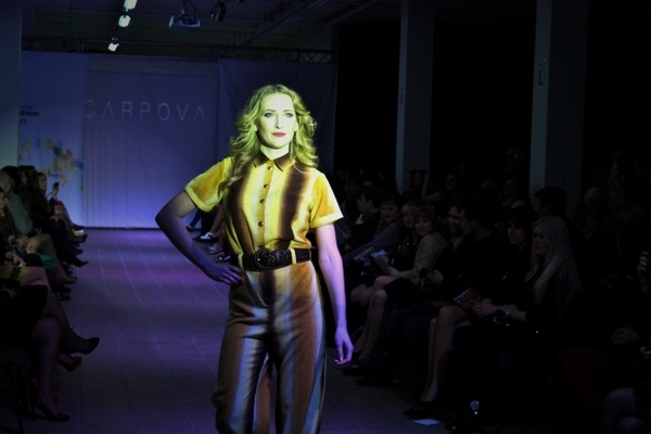 """Чим дизайнери-ветерани та дебютанти """"спокушали"""" вінницьких модників - фото 30"""