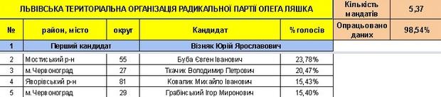 Хто став депутатами нової Львівської облради (СПИСОК) - фото 6