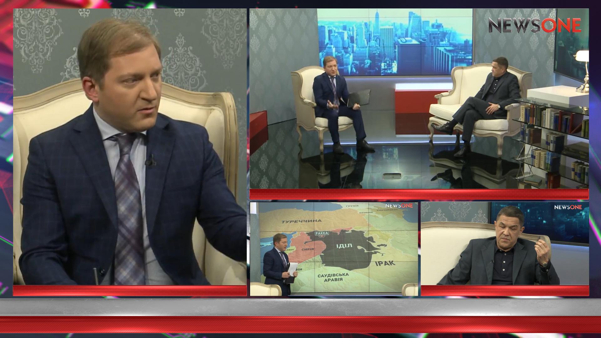 На телеканалі NewsOne стартувала нова програма про політику - фото 1