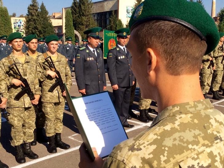 В Україні на дві з лишнім сотні побільшало прикордонників - фото 6