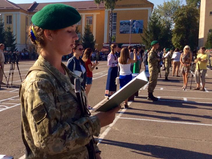 В Україні на дві з лишнім сотні побільшало прикордонників - фото 13