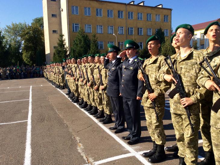 В Україні на дві з лишнім сотні побільшало прикордонників - фото 4