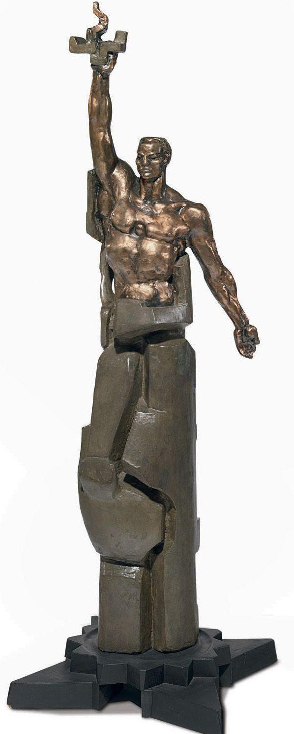 Хто такий Ернст Неізвєстний: найвідоміші скульптури митця - фото 2