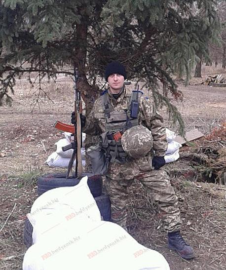 В Бердянську попрощалися із загиблим солдатом 95 аеромобільної бригади  - фото 1