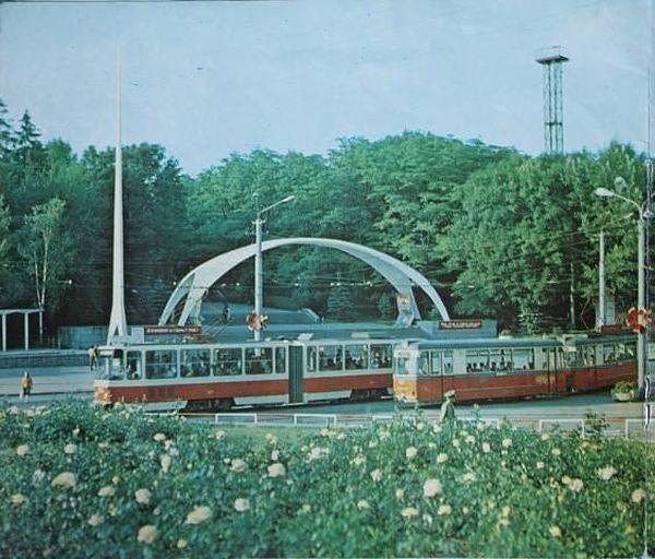 Забуті каруселі та фонтан без скульптур: як виглядав вінницький парк десятиліття тому - фото 8
