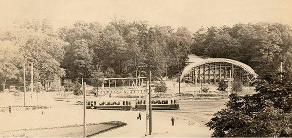 Забуті каруселі та фонтан без скульптур: як виглядав вінницький парк десятиліття тому - фото 1