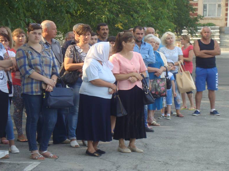 Військові з Кам'янця знову вирушили на Донбас - фото 1