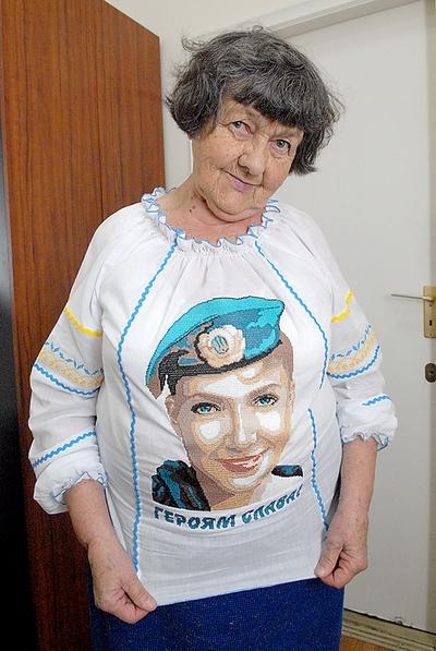 Що відомо про матір ув'язненої героїні Надії Савченко  - фото 3