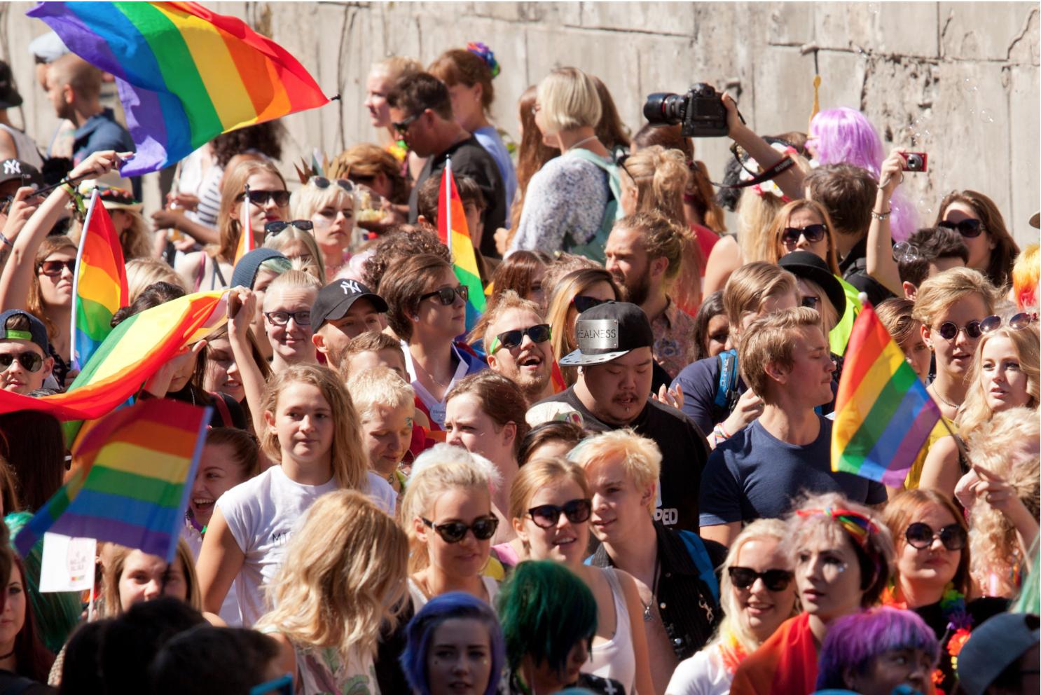 Веселка навиворіт: як живуть ЛГБТ-люди у толерантному Стокгольмі - фото 3