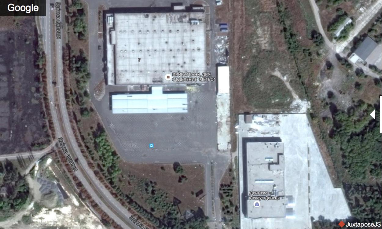 Як виглядає аеропорт Донецька на оновлених Яндекс.Мапах (ФОТО) - фото 9