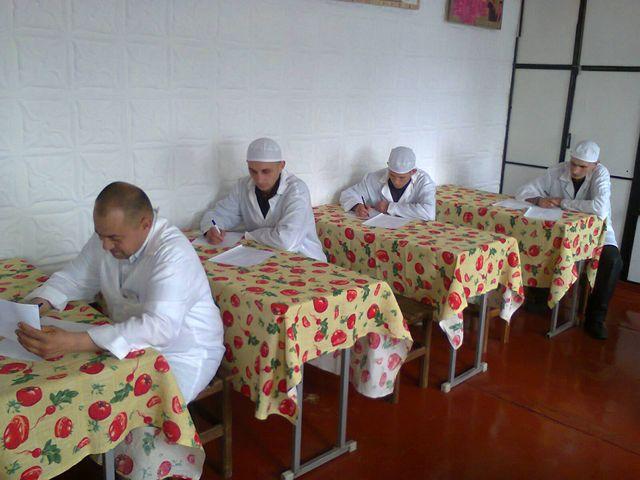 На Миколаївщині зеки боролися за звання шеф-кухаря колонії - фото 1
