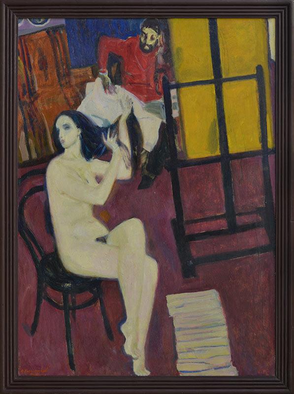 На аукціонних торгах у Києві продадуть шедеври кращих українських художників - фото 1