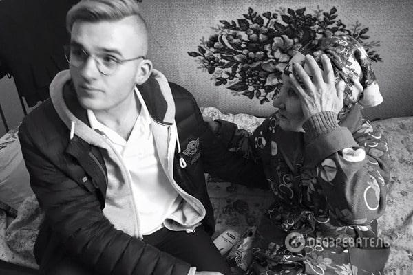 Шведський школяр знайшов свою літню бабусю у будинку для літніх людей - фото 3